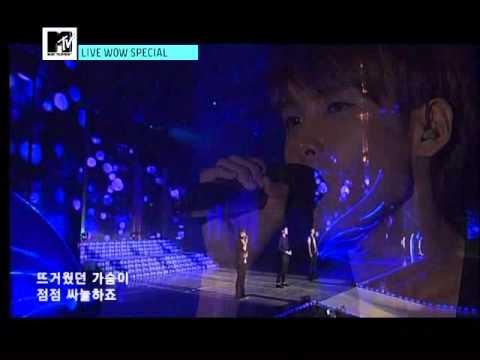 100919 MTV Live Wow Special - Super Junior KRY - Coagulation