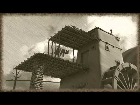 Мельница для проекта мультфильм о Дагестане Аул Мастероа
