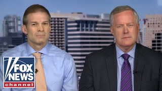 Jordan, Meadows on the release of the Mueller report