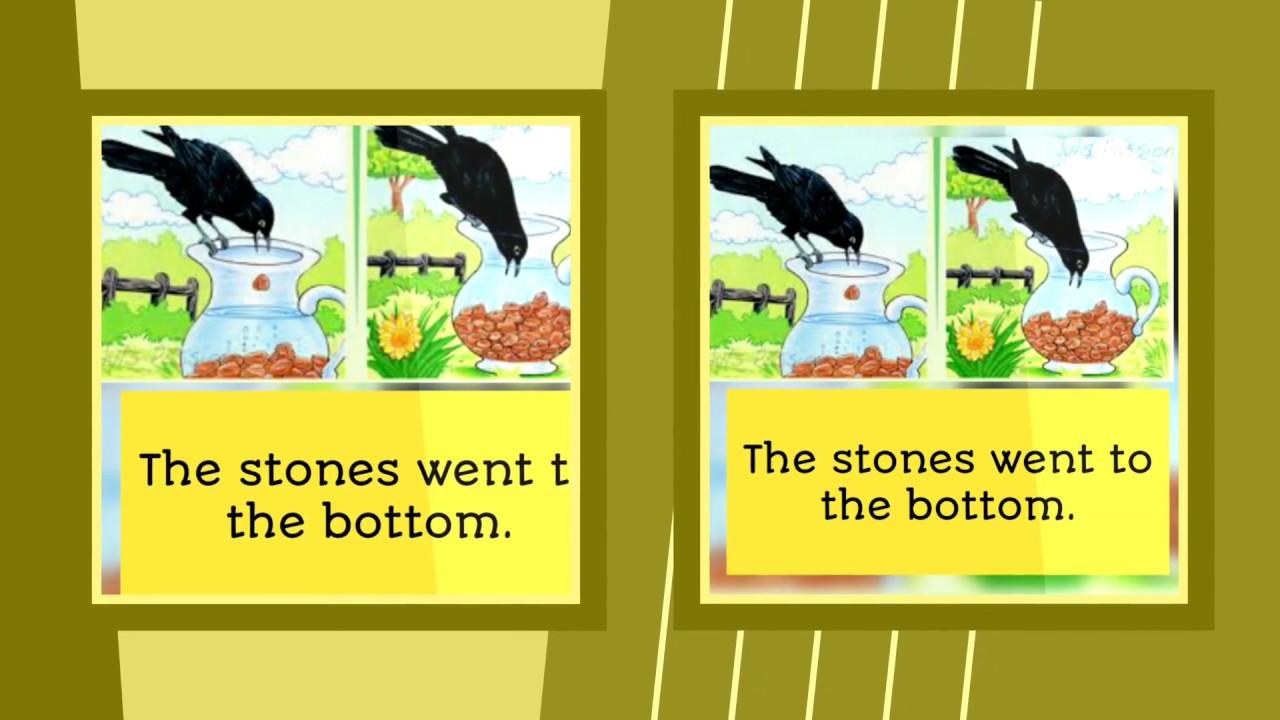 Hindi Stories For Nursery Kids