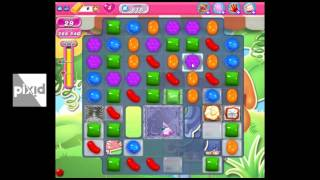 Candy Crush Saga level 815 ★★★ No Boosters