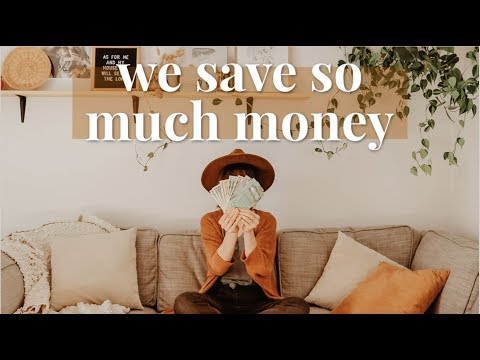 50 ITEMS I STOPPED BUYING TO SAVE MONEY & LIVE BETTER
