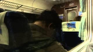 2014.02.03 台鐵5170次EMU100自強號行駛窗影 台北→松山