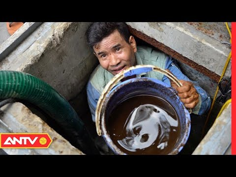 Người dân Thủ đô đang 'khát' từng giọt nước sạch thế nào? | An toàn sống | ANTV