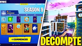 🔴It's THE SAISON DEBUT 9 ON FORTNITE THIS MATIN! I BUY ALL NEW COMBAT PAS!