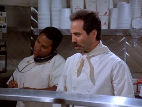 Seinfeld - No Soup For You!