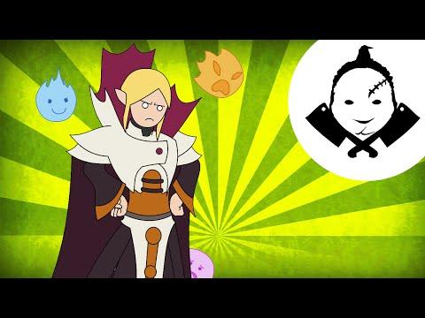 видео: Как стать супер скиловым инвокером ★ Дота 2