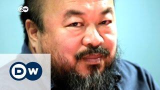 الفنان الصيني المعارض آي ويوي يصل إلى ألمانيا | الأخبار