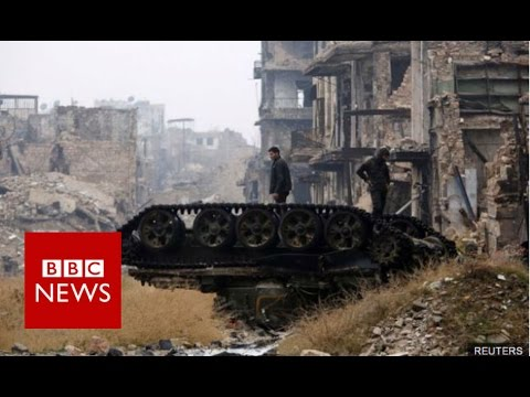 Syria ceasefire agreed, backed by Russia and Turkey- BBC News