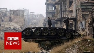 Syria ceasefire agreed, backed by Russia and Turkey  BBC News