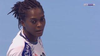 France vs Brazil Handball 2017-10-01 Friendly International Women