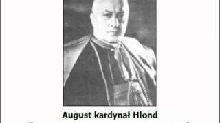 Archiwalne nagranie kazania kardynała Augusta Hlonda