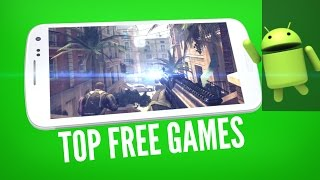 Top 5 Best Free Android Games Of 2014