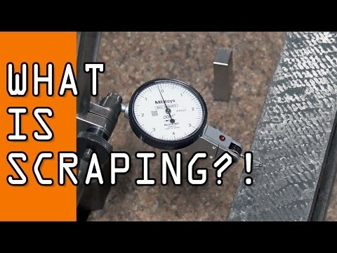 What is Metal Scraping?