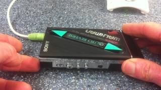 Sony Walkman WM-102