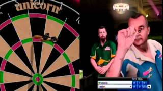 PDC World Championship Darts Pro Tour - Hitting a Nine Darter /Nine Dart Streak