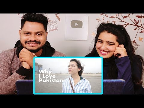 Why Eva Zu Beck Love Pakistan - Travel vlogger | Indian Reaction By Krishna Views