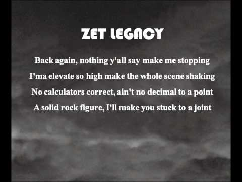 Zafrin x Zet Legacy x DMent - K.E.R.A.N.D.A.