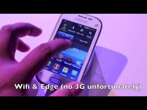 Samsung REX 90 Hands-On