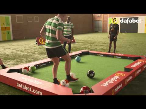 Part 1 - The Dafabet Football Pool Challenge with Celtic FC