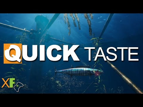 Freediving Hunter: Spearfishing The World Xbox One Quick Taste