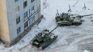 Ва Украіне 2 гі дзень трываюць пякельныя баі ў зоне АТА | Обстрел Авдеевки и активизация АТО