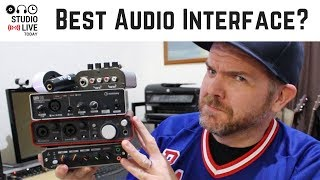 Video Audio Interfaces - Which One is Right for You? (USB, iOS, Mac, PC) download MP3, 3GP, MP4, WEBM, AVI, FLV Juli 2018