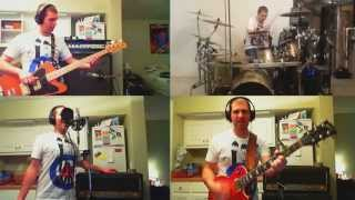 """The Who - The Real Me """"One Man Band"""" cover by JCAMP2112"""