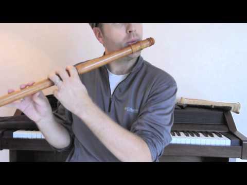 First Week with an Irish Keyless Flute