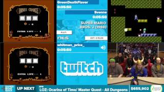 Super Mario Bros. 2 by Various Runners in 10:48 - Awesome Games Done Quick 2016 - Part 139