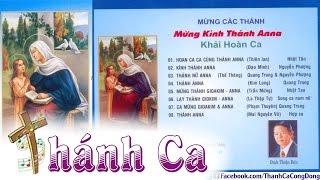 Mừng Kính Thánh Anna - Album Thánh Ca Về Thánh Anna