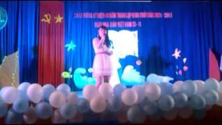 Lá thư gửi thầy — DH14CT ĐH Nông Lâm TPHCM 20/11/2014
