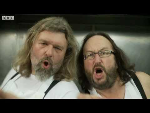 The Hairy Bikers Sing Bat Out Of Hell  BBC Children In Need 2010
