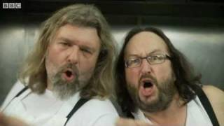 The Hairy Bikers Sing Bat Out Of Hell - BBC Children In Need 2010