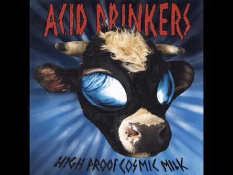 Acid Drinkers  Rattlesnake blues