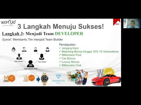 Webinary Marketing Plan - World Global Network Indonesia
