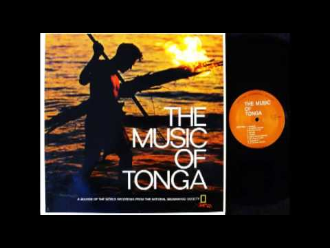 The Music of Tonga; National Geographic Society