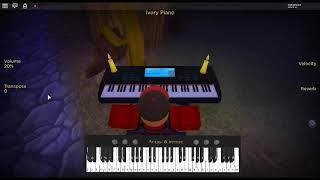 XO TOUR LlIF3 - Luv Is Rage 2 by: Lil Uzi Vert on a ROBLOX piano. [The Theorist Arr.]
