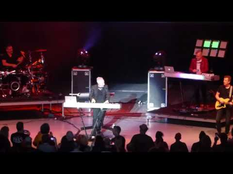 Howard Jones - Things Can Only Get Better (The Greek Theater, Los Angeles CA 7/18/17)