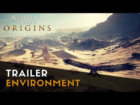 Assassin's Creed Origins - Environment Trailer | Gamescom 2017