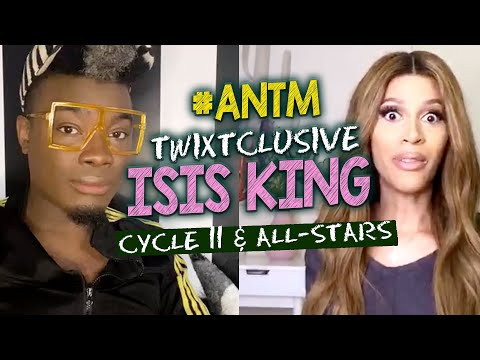 #ANTM Isis on Cycle 11 & All-Stars! Spills Tea on Greece, Industry Drama, TS Madison & Ava Duvernay