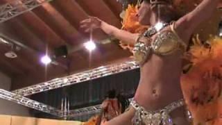 Carioca Dance Ballett - Samba de janeiro , palaterme di Riccione carnevale 2010