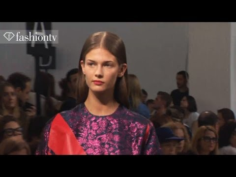 First Look - No. 21 Spring/Summer 2013 ft Anne V | Milan Fashion Week | FashionTV