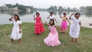 ময়না ছলাত ছলাত চলেরে | Moyna Chalat Chalat Chole Re Dance By Little Cute Girl | DLS Chinmay #Moyna