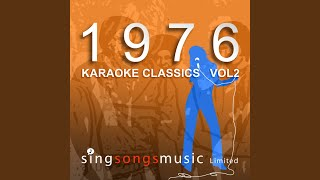 Theme From Mahogany (Do You Know Where You're Going To) (Karaoke in the style of Diana Ross)