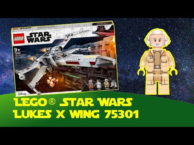 Lego Star Wars X Wing 75301 General Dodonna
