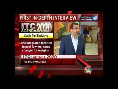 ITC Agenda 2020: Sanjiv Puri To CNBC-TV18
