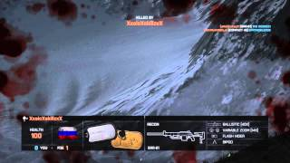 BF4 vs BFH Long Range sniping pro montage clips...p.3