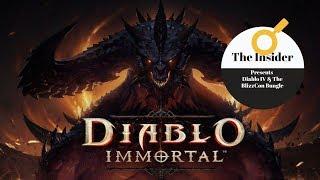The Insider #86 - Diablo IV & The BlizzCon Bungle