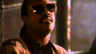 Stevie Wonder commercial 1991